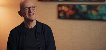 choral composer, arranger and conductor Bob Chilcott