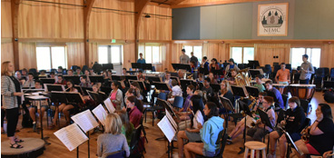 Build your students' skills with the right summer music camp.