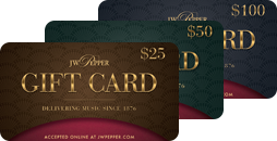 JW Pepper Gift Cards