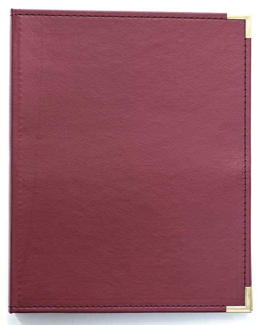 Choral Folder Cover
