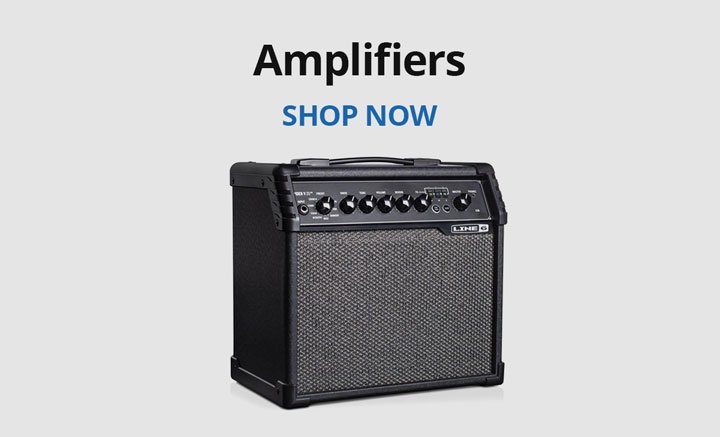 Shop amplifiers.