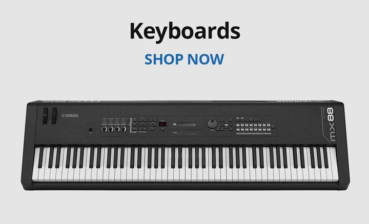 Shop keyboards.