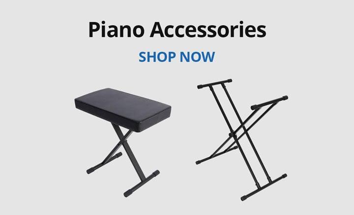 Shop piano accessories.
