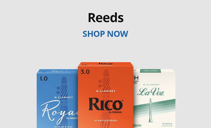 Shop reeds.