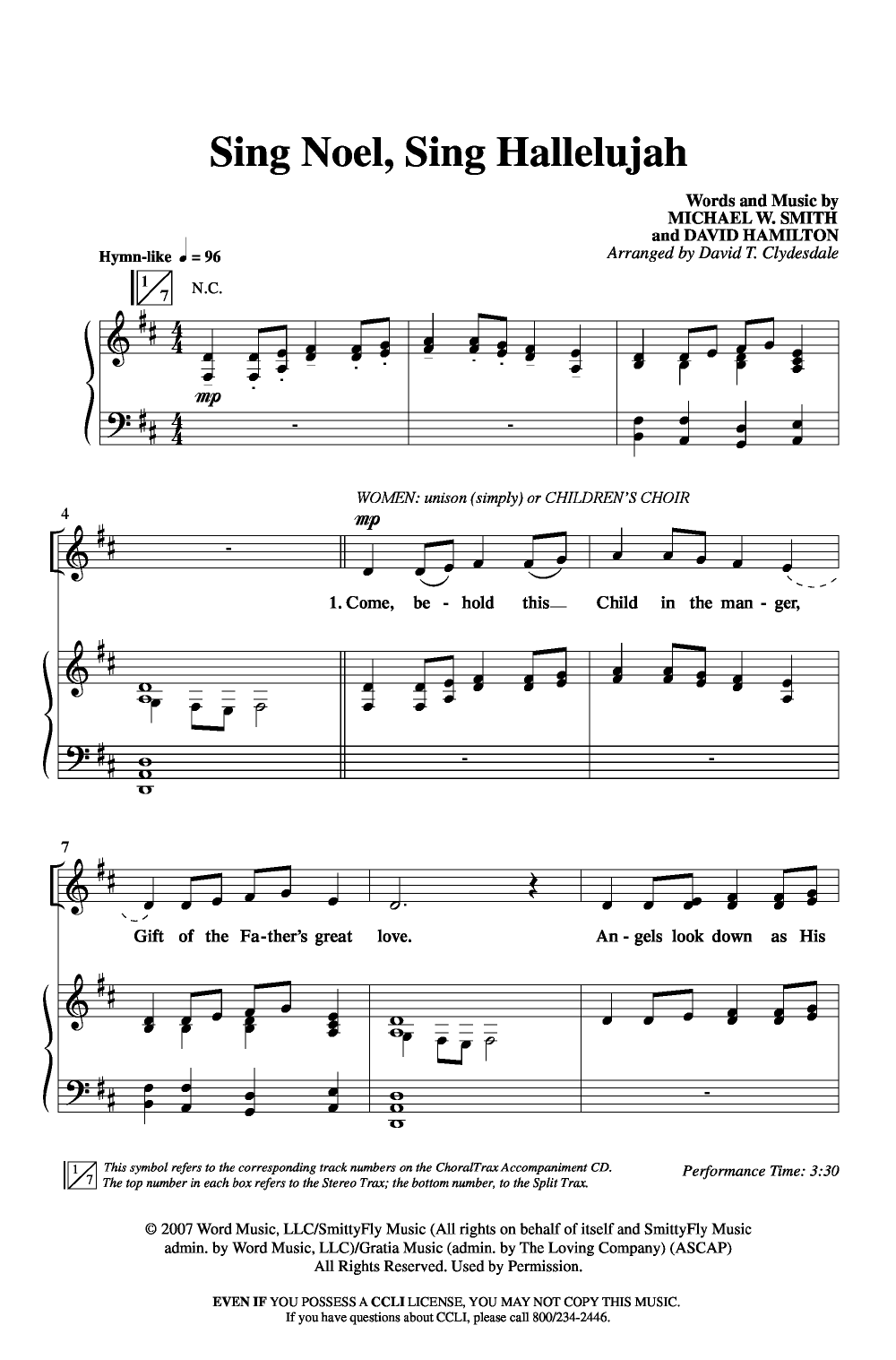 Christmas Hallelujah Sheet Music.Sing Noel Sing Hallelujah Satb By Micha J W Pepper