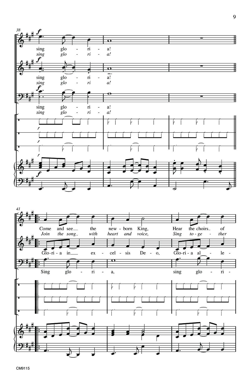 Sing Gloria! Thumbnail
