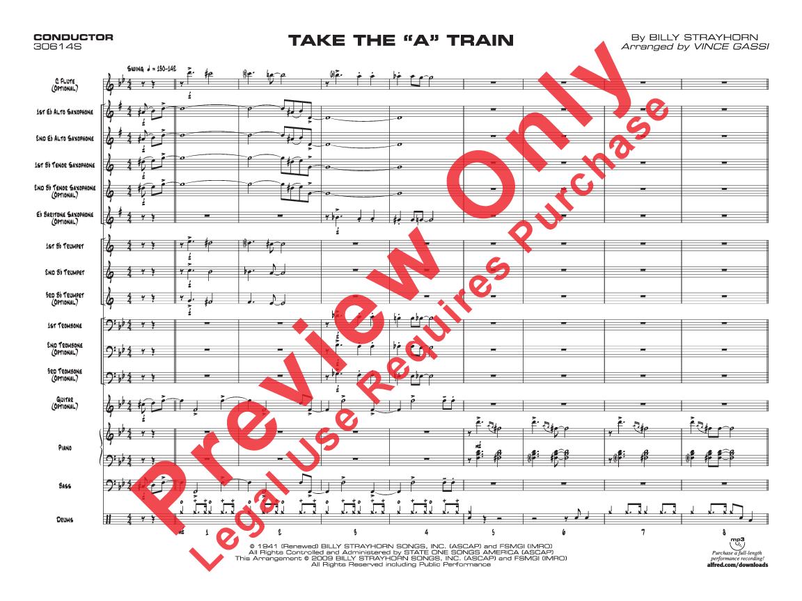 Take the 'A' Train Thumbnail