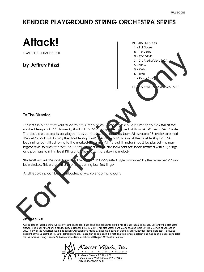 Attack! Thumbnail