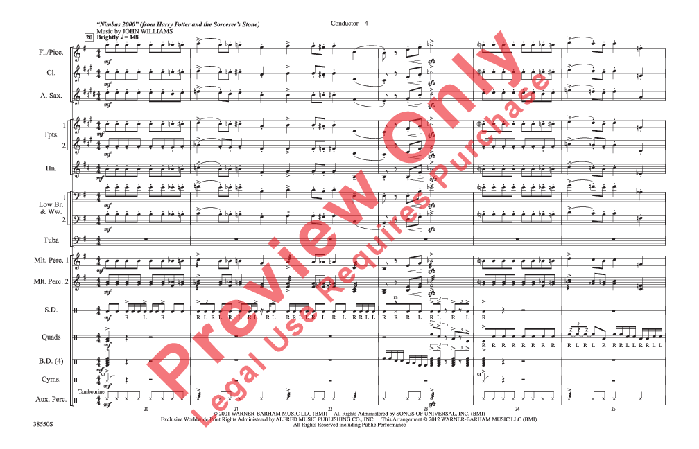 Harry Potter: The Music, Part 1 Thumbnail