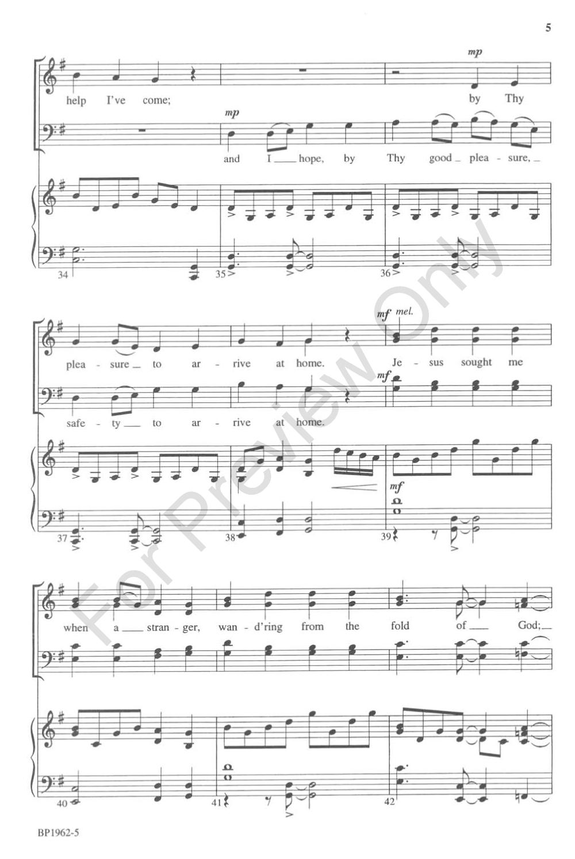 Tune My Heart to Sing God's Praise Thumbnail