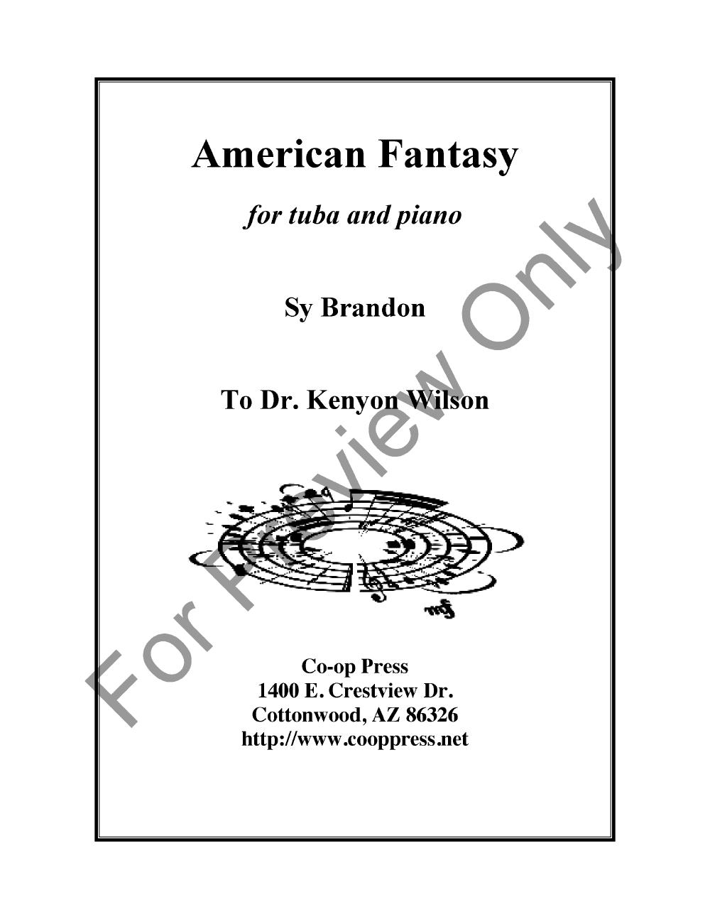 American Fantasy Thumbnail