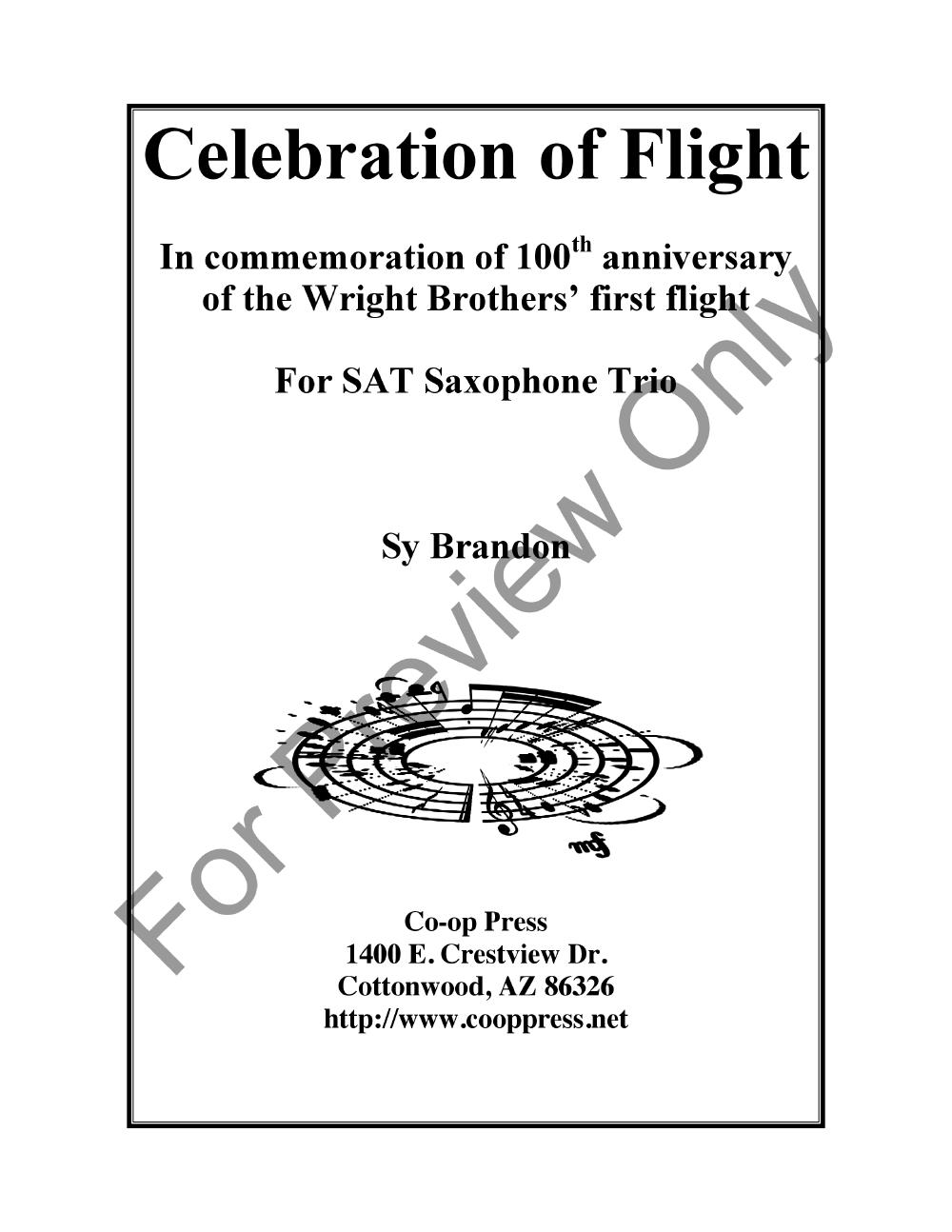 Celebration of Flight Thumbnail
