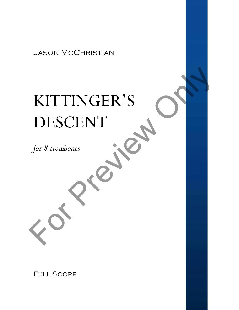 Kittinger's Descent Thumbnail