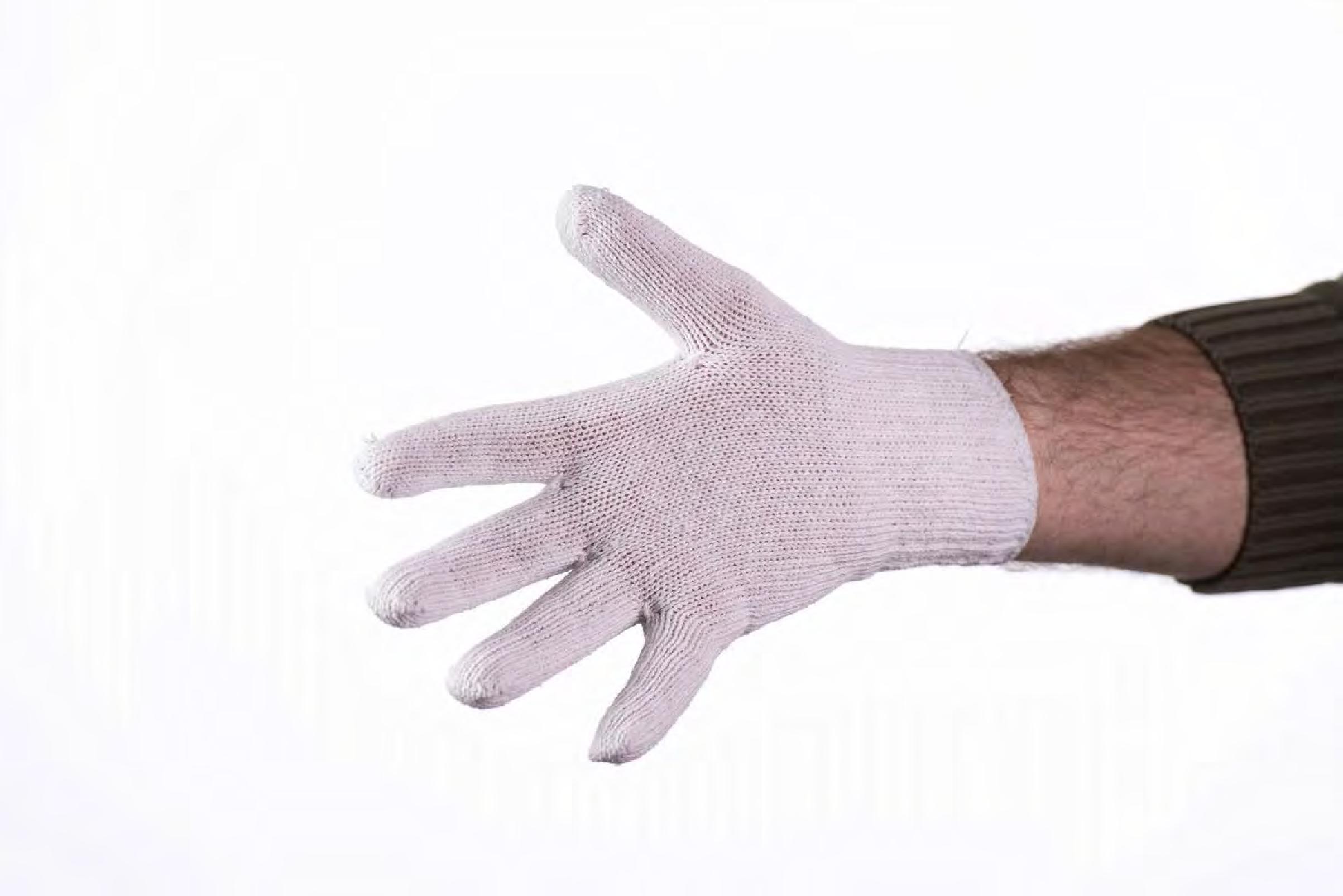 Handbell Heavyweight Knit Gloves Thumbnail