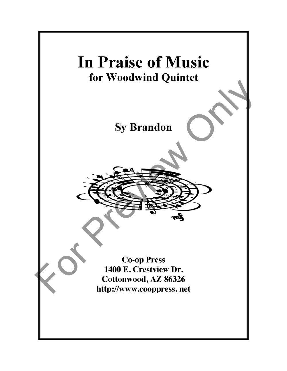 In Praise of Music Thumbnail