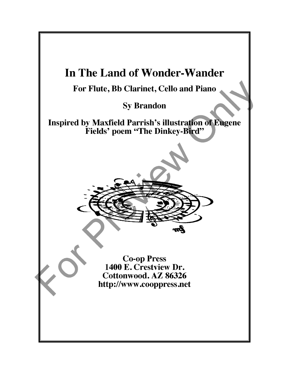 In The Land of Wonder-Wander Thumbnail