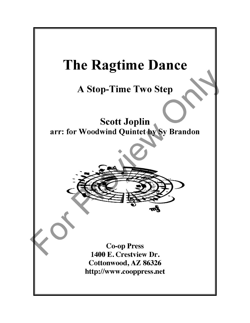 The Ragtime Dance Thumbnail
