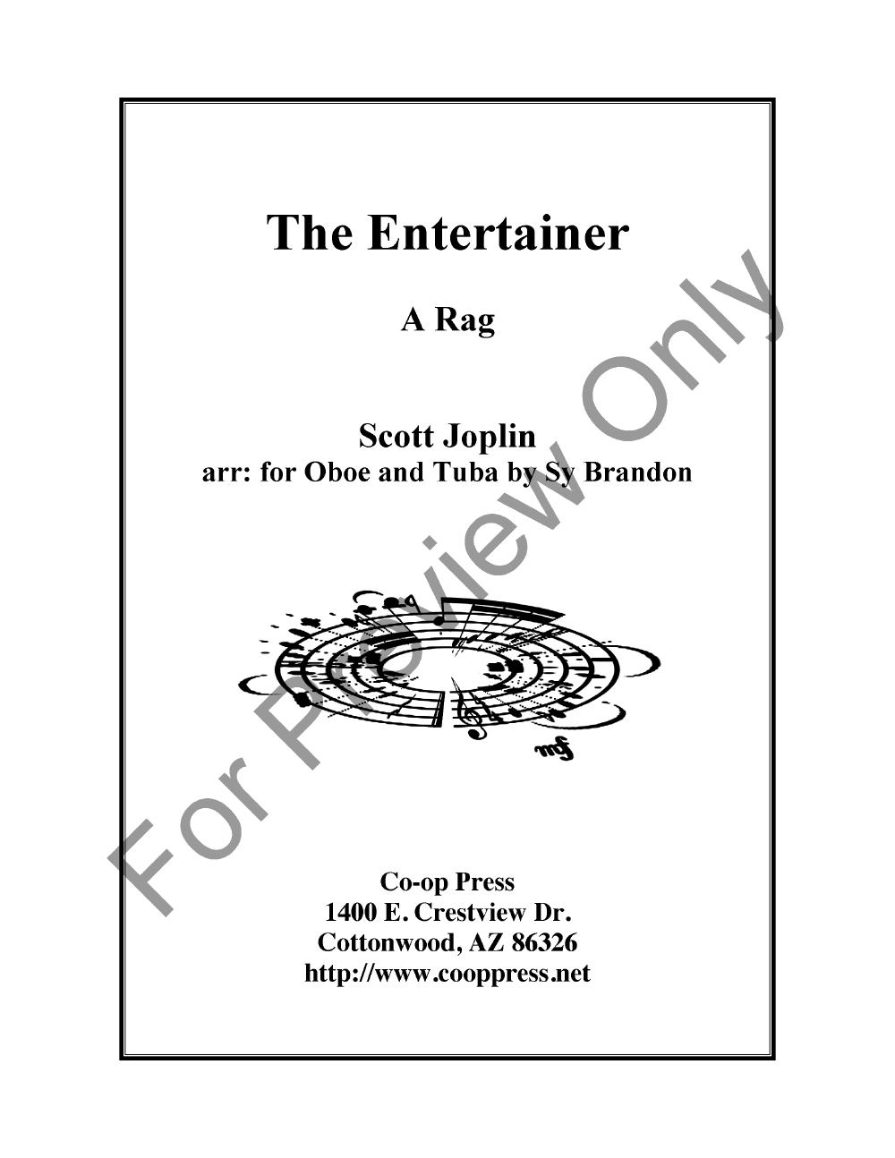The Entertainer Thumbnail