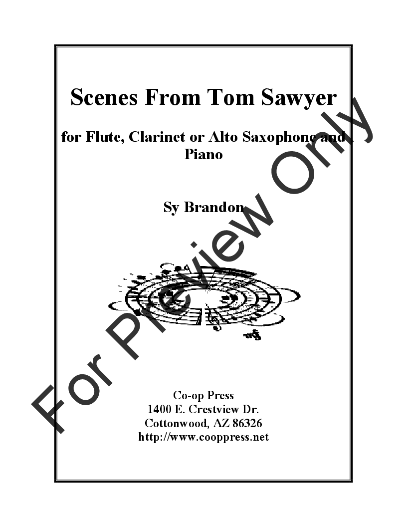 Scenes from Tom Sawyer Thumbnail