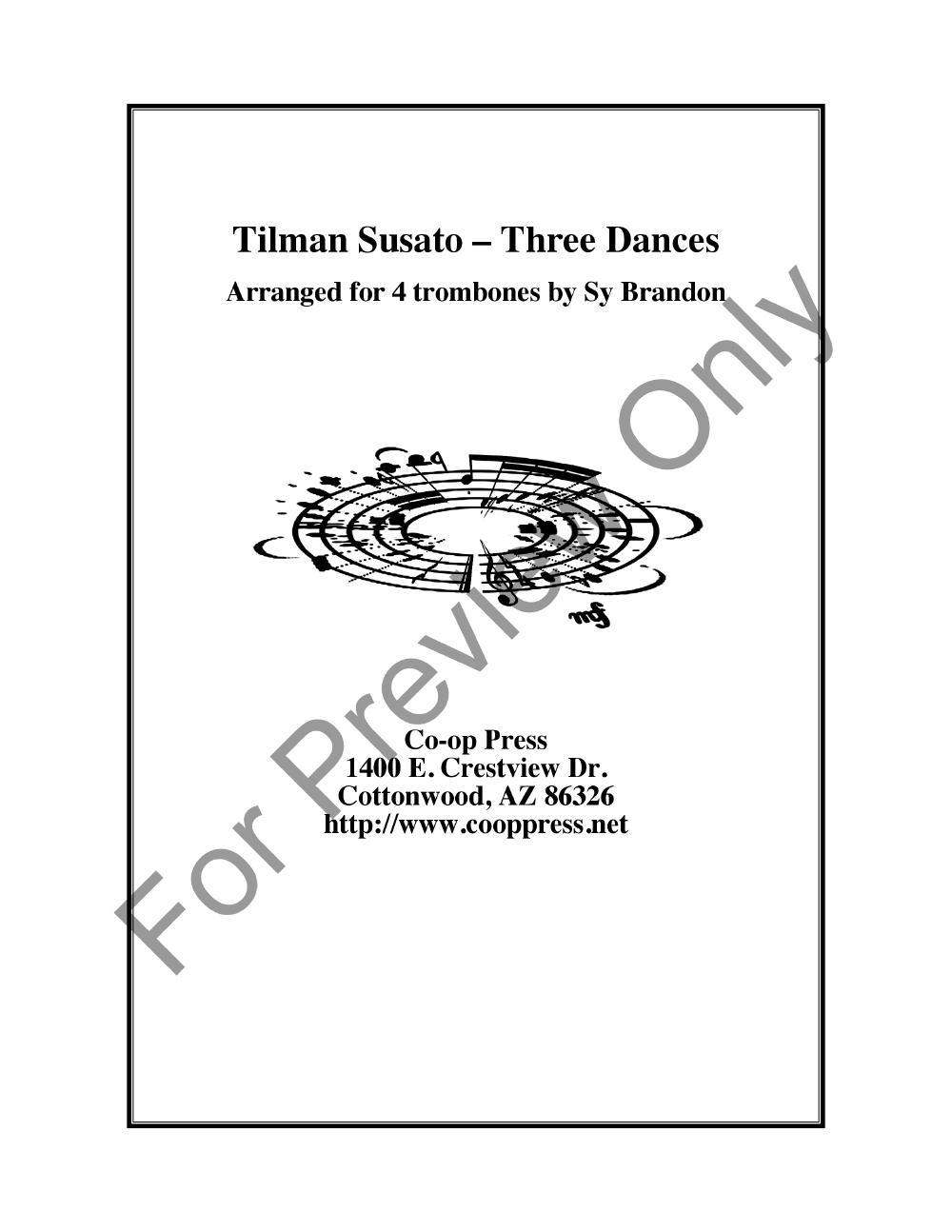 Three Dances Thumbnail
