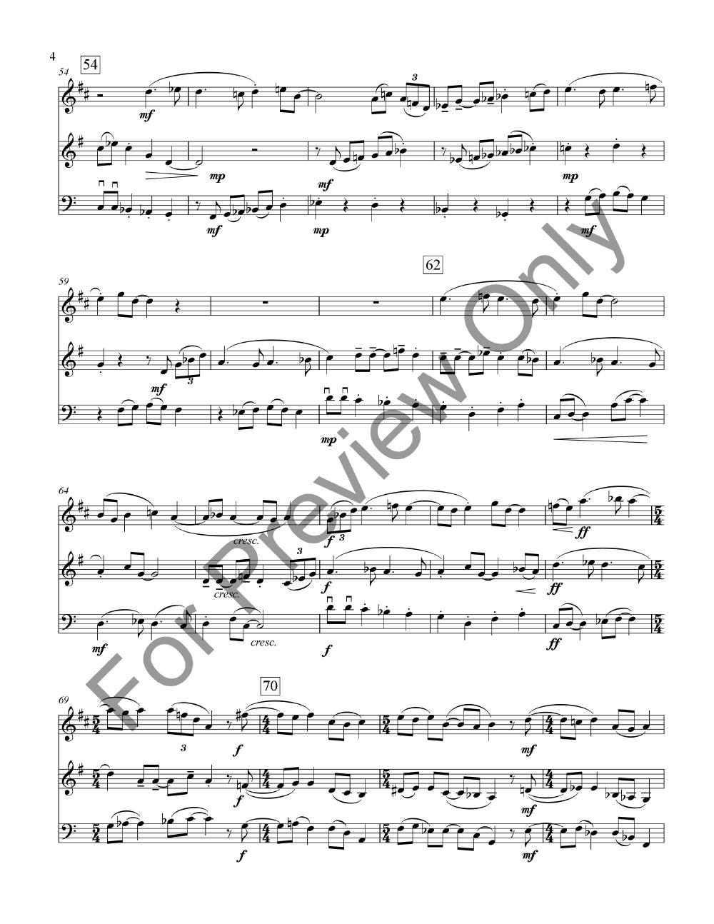 Three Jazzy Pieces Thumbnail