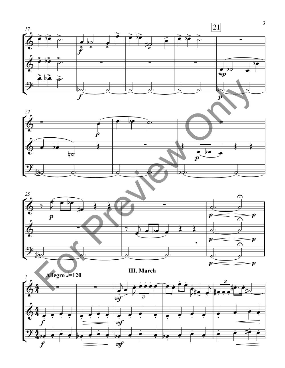 Trio for Brass Thumbnail