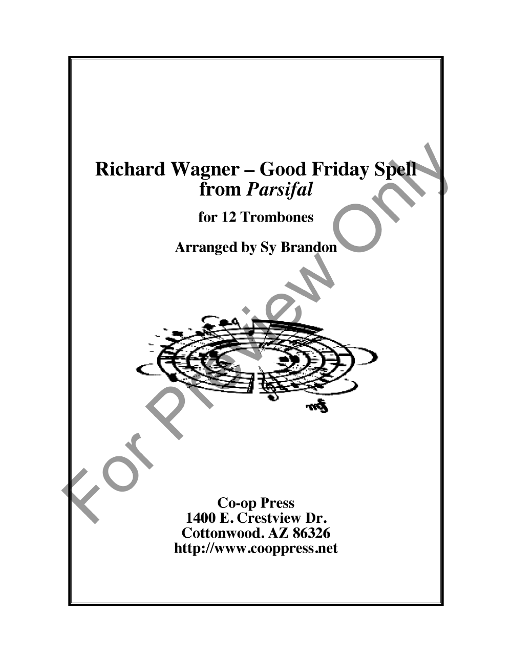 Good Friday Spell from Parsifal Thumbnail