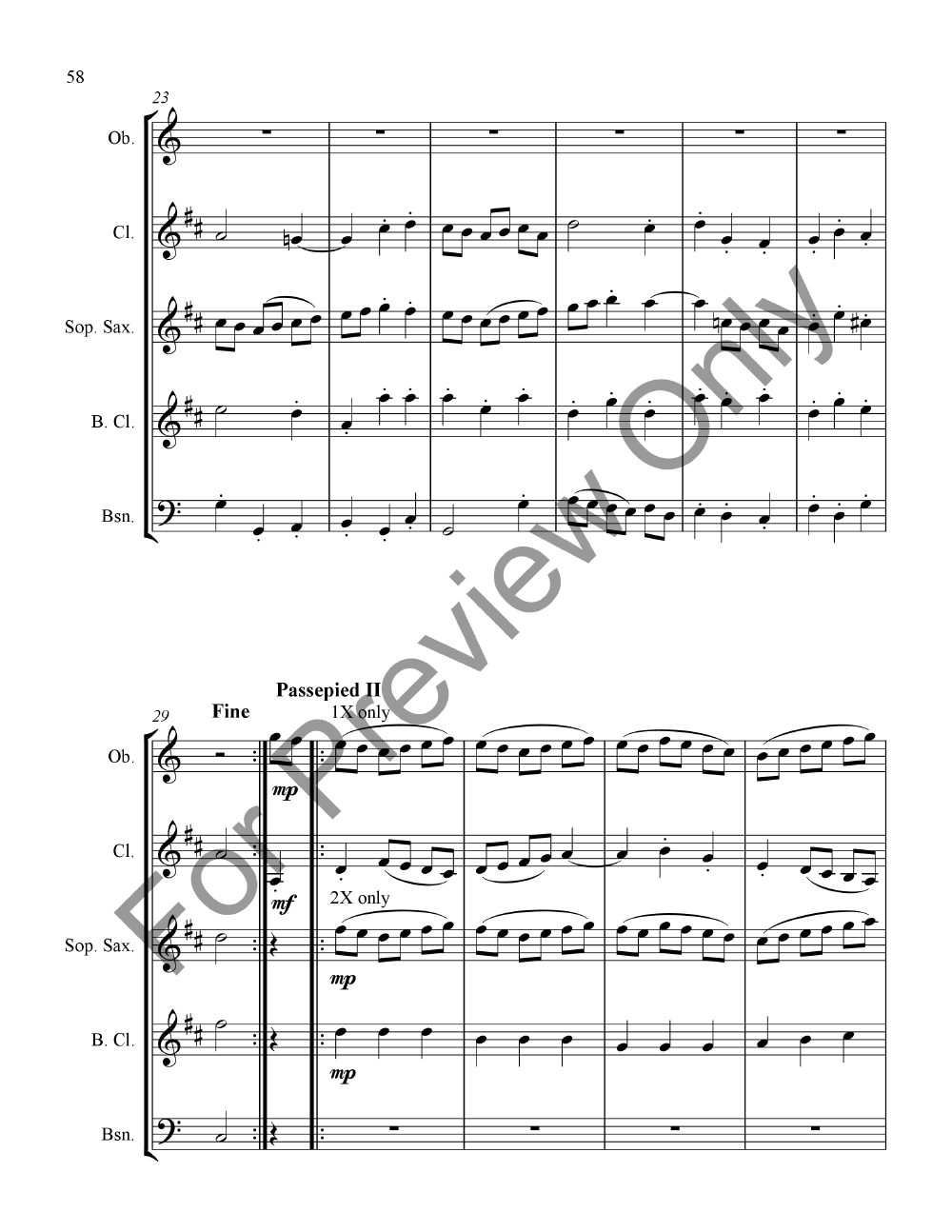 Orchestral Suite No. 1 in C Major Thumbnail