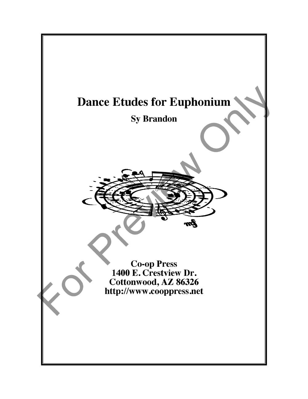 Dance Etudes Thumbnail