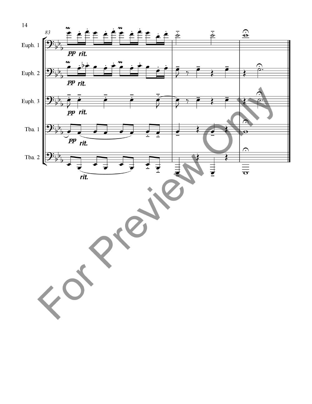 Serenade for Strings Movement 1 Thumbnail