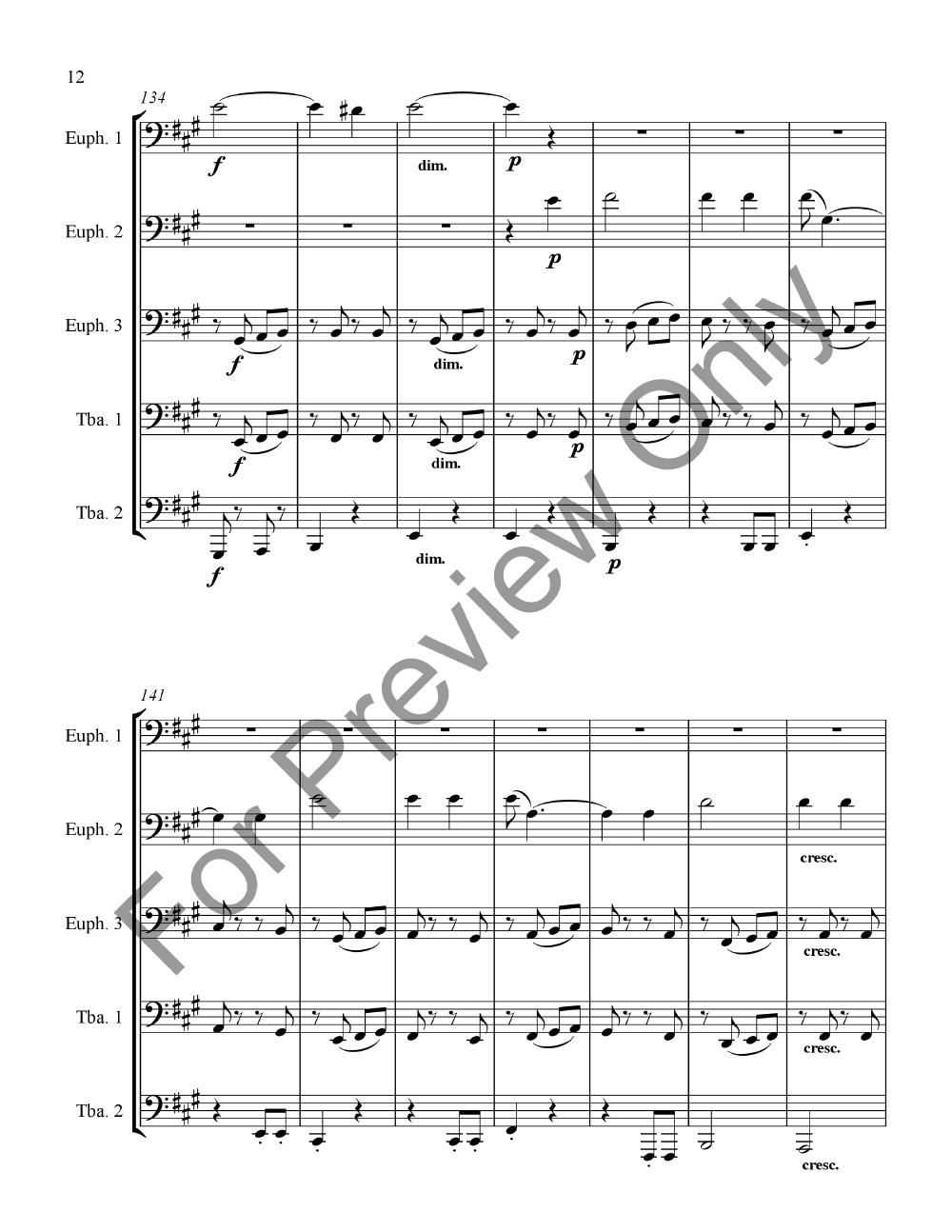 Serenade for Strings Movement 3 Thumbnail