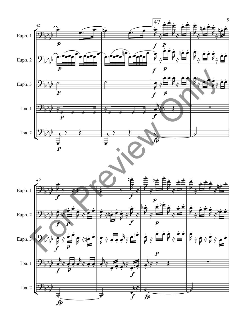 Serenade for Strings Movement 4 Thumbnail