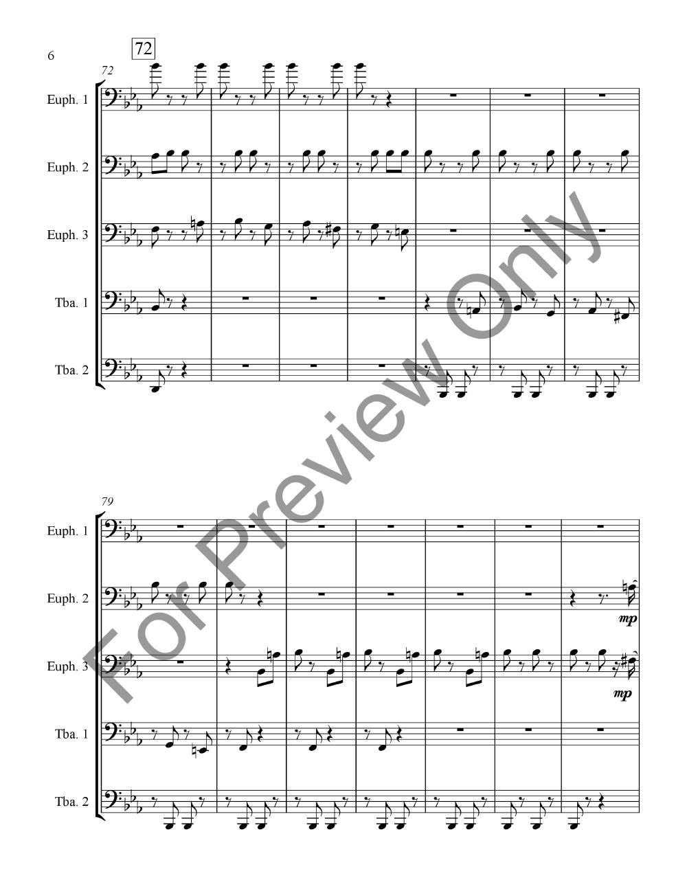 Serenade for Strings Movement 5 Thumbnail