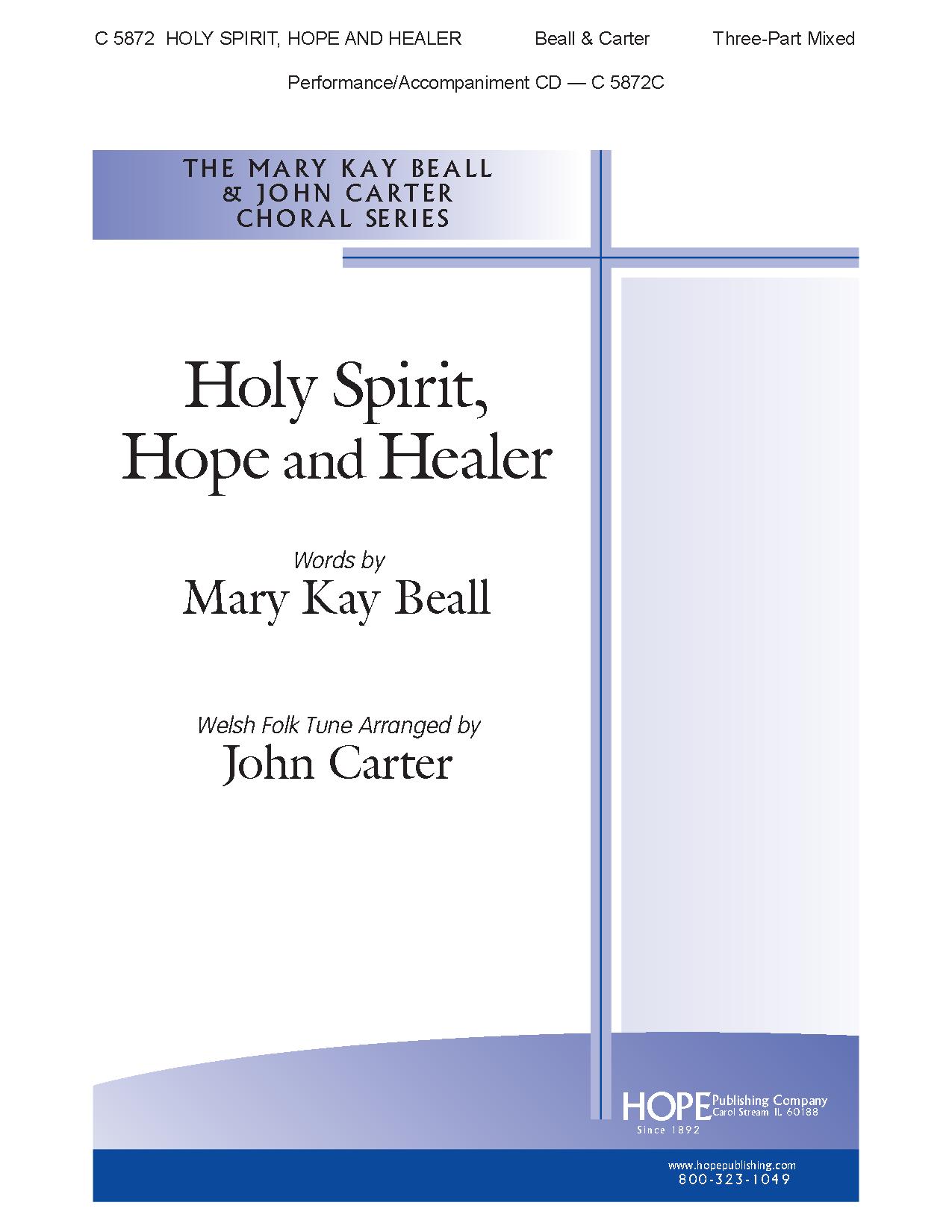 Holy Spirit, Hope and Healer Thumbnail