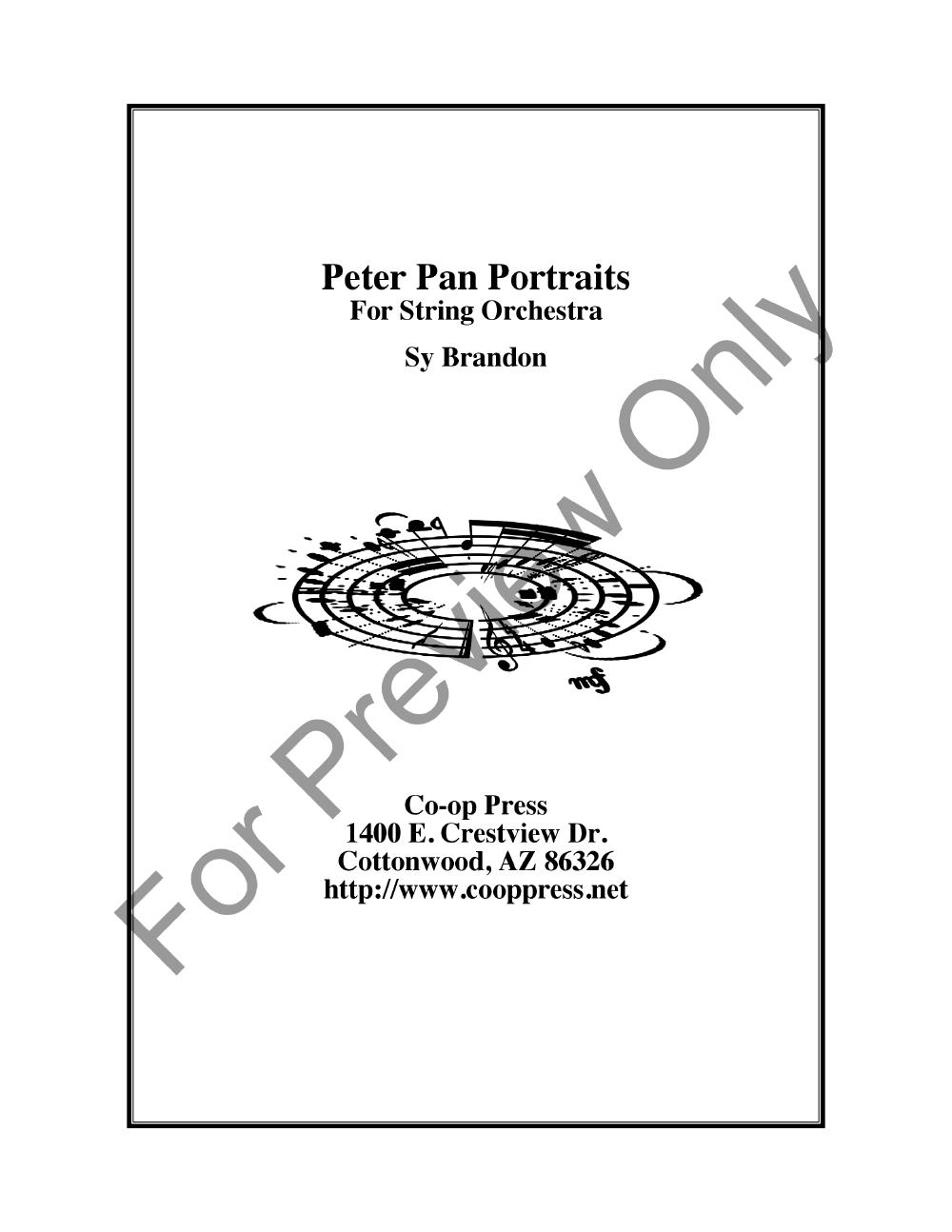 Peter Pan Portraits Thumbnail
