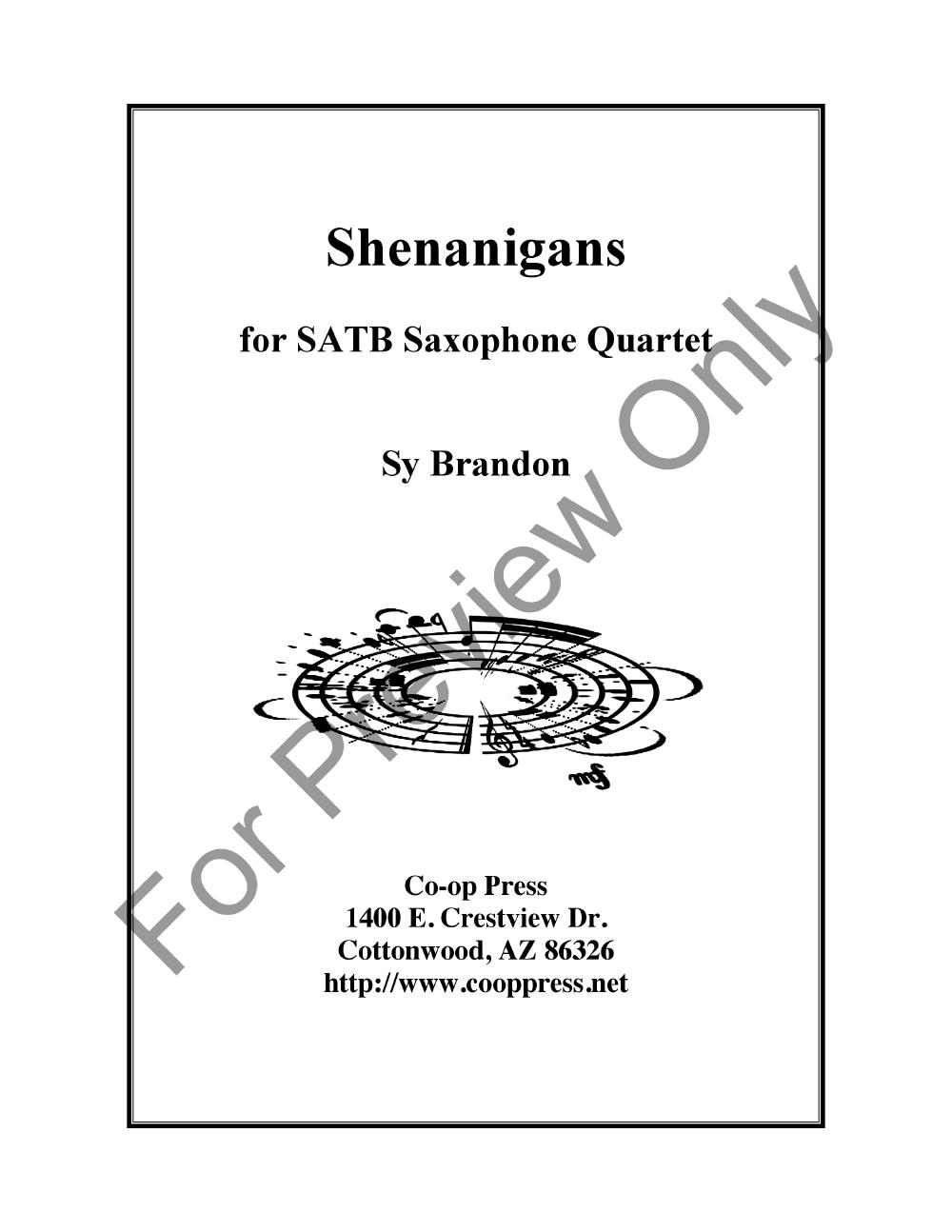Shenanigans Thumbnail
