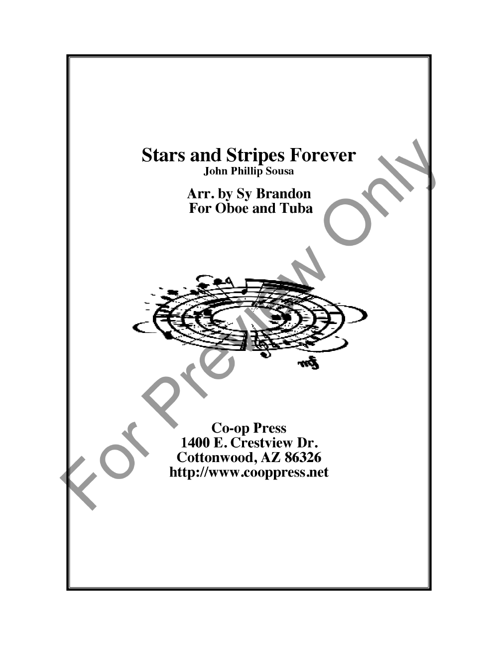 The Stars and Stripes Forever Thumbnail