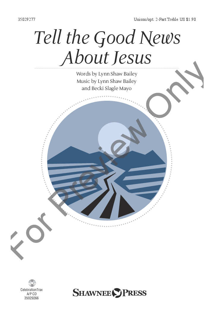 Tell the Good News About Jesus Thumbnail