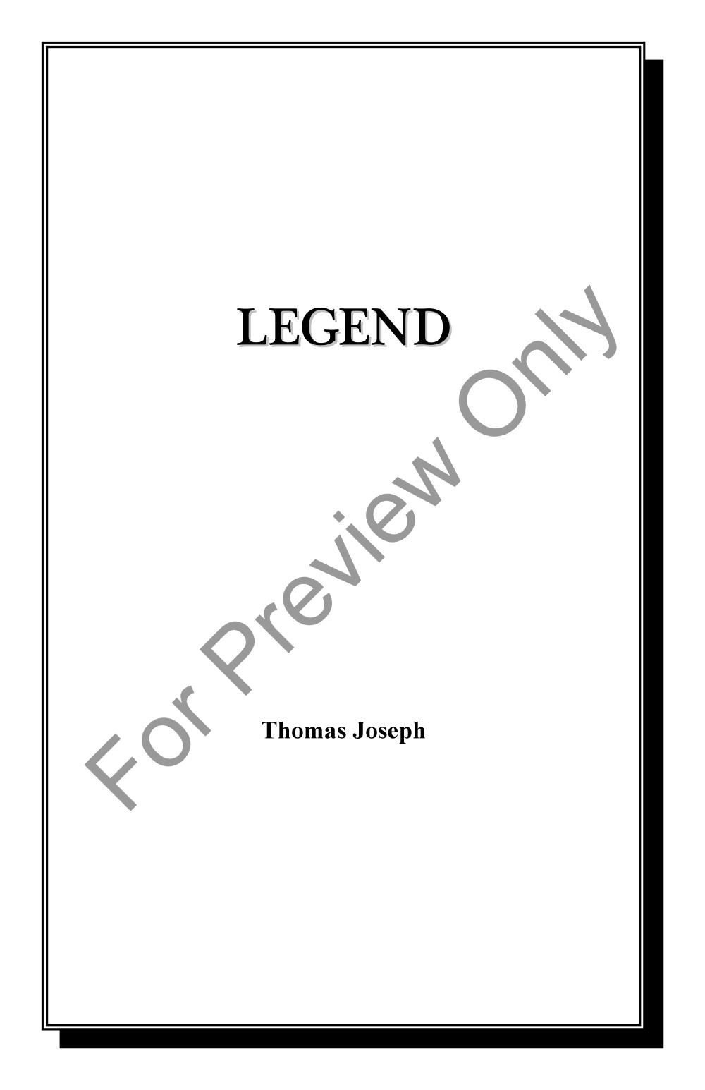 Legend Thumbnail