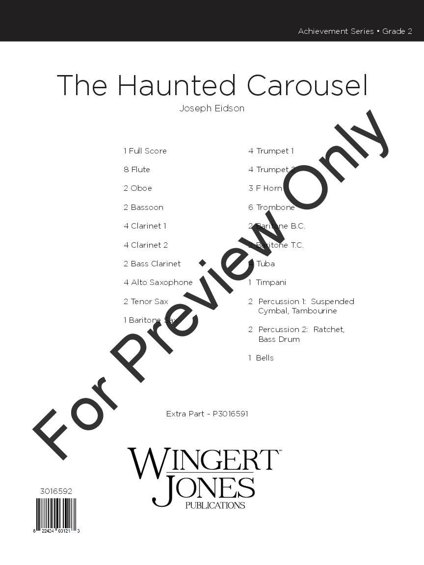 The Haunted Carousel Thumbnail