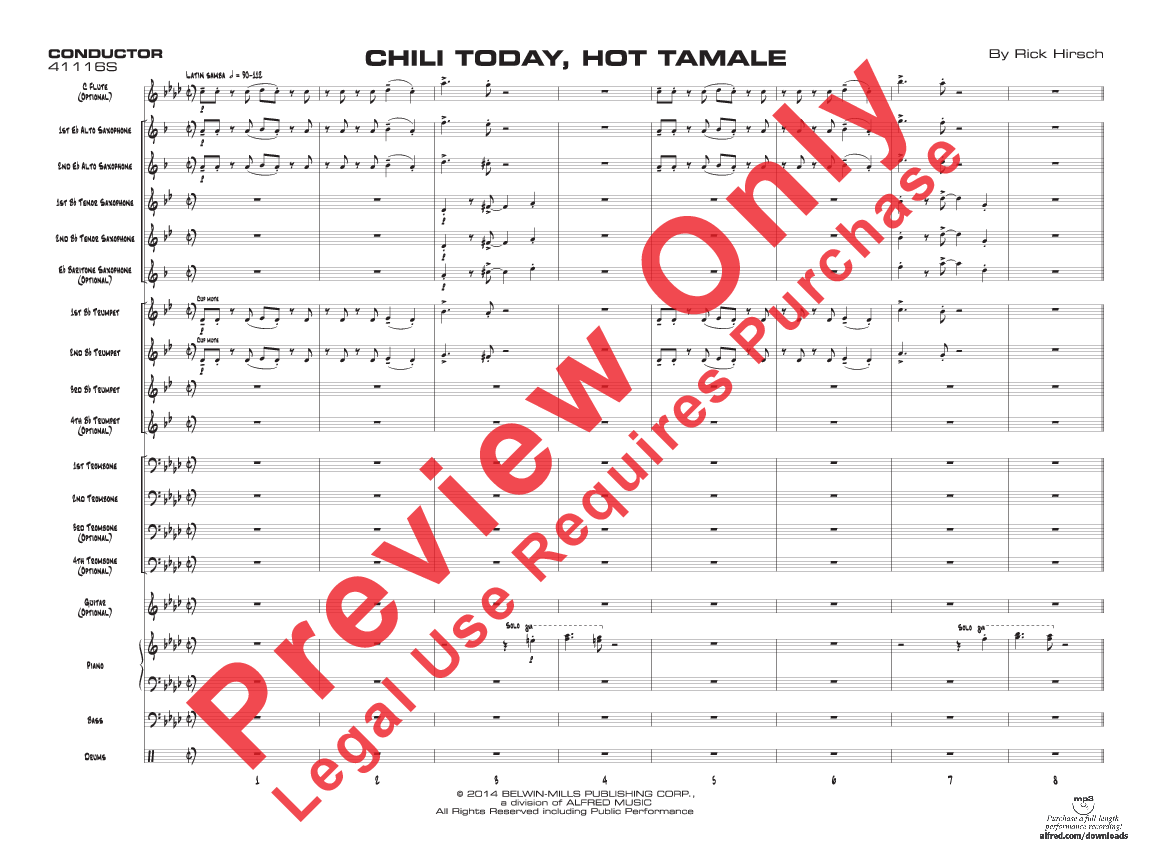 Chili Today, Hot Tamale Thumbnail