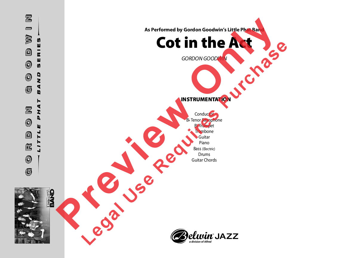 Cot in the Act Thumbnail