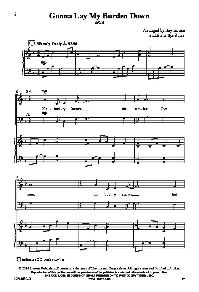 Scores & Parts