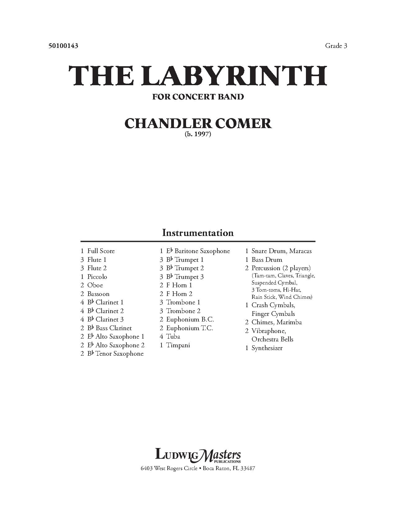 The Labyrinth Thumbnail