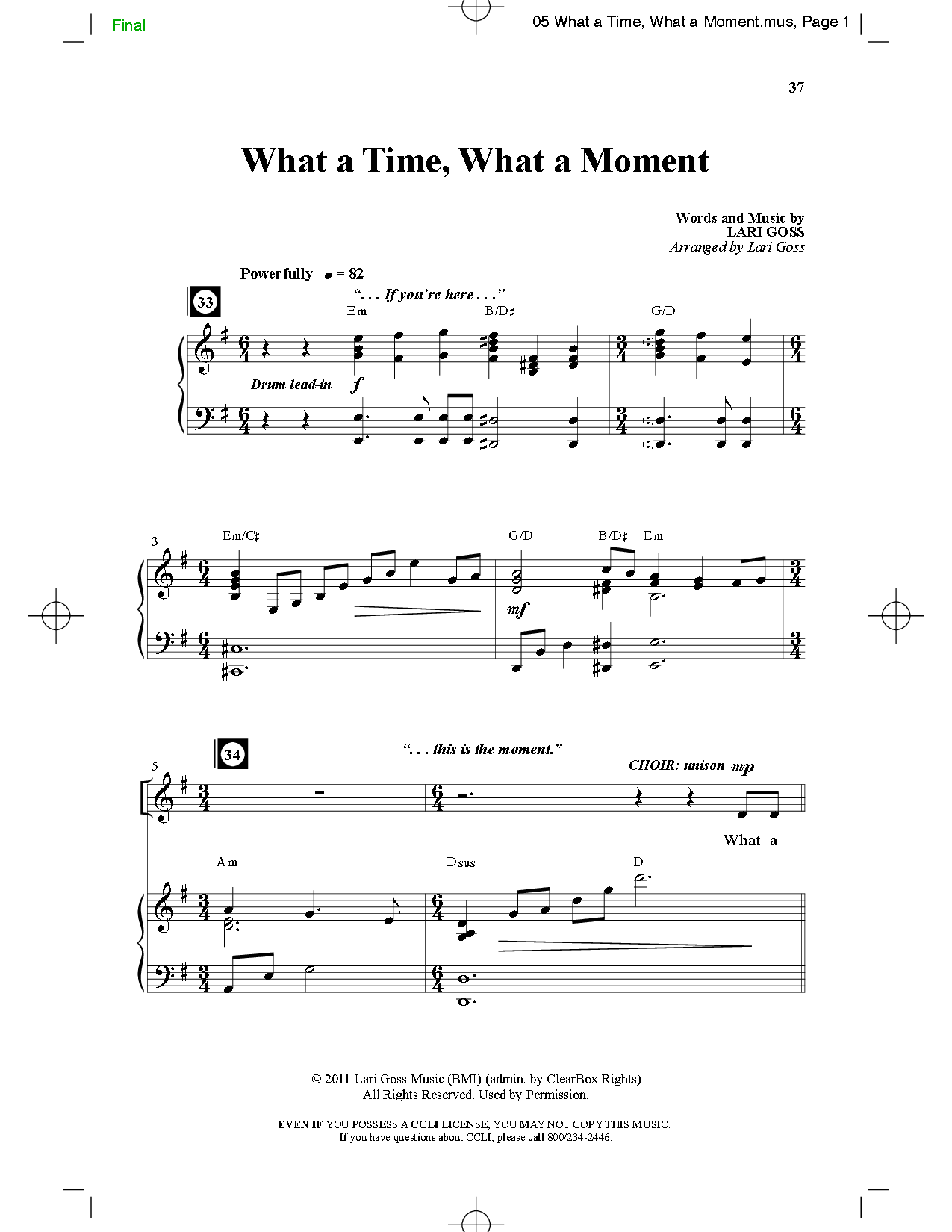 Hope Was Born This Night (Unison/Two-Part Si | J.W. Pepper Sheet Music