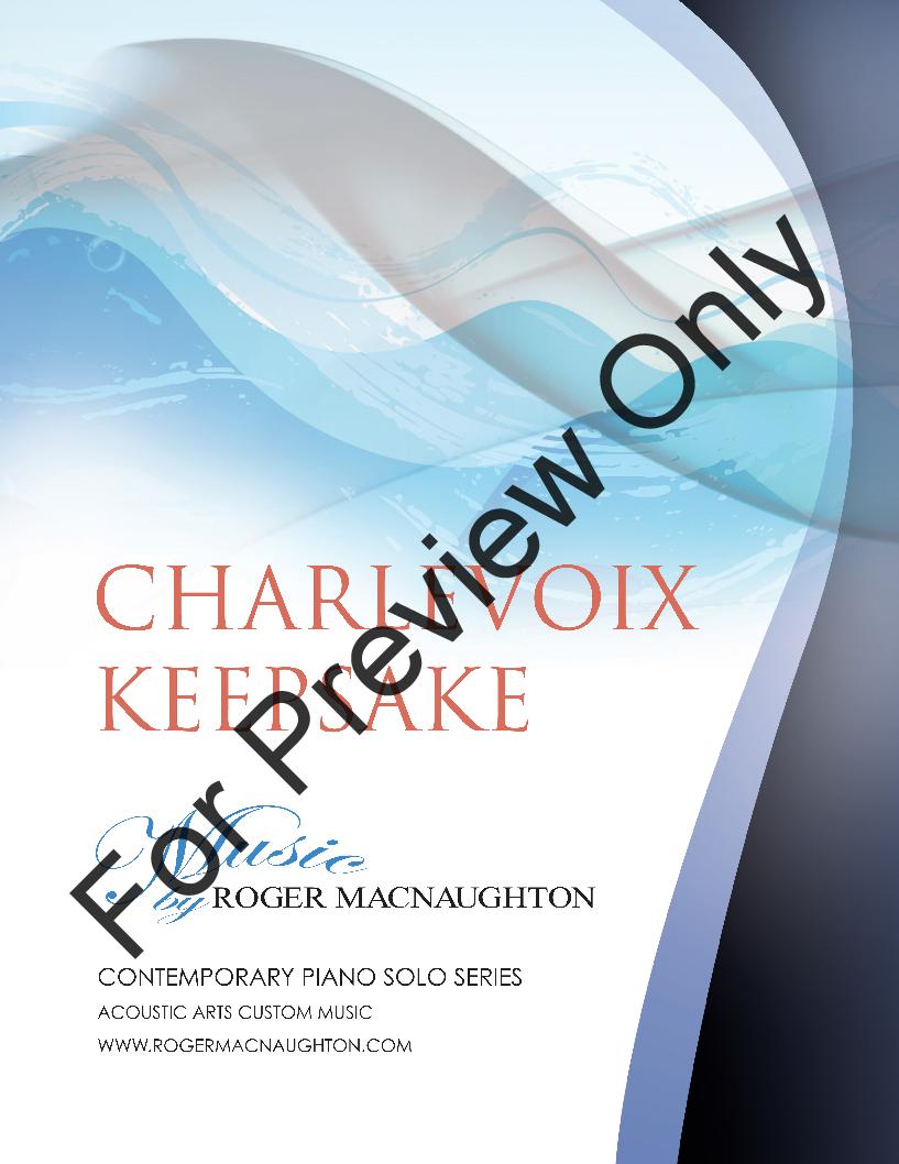 Charlevoix Keepsake Thumbnail