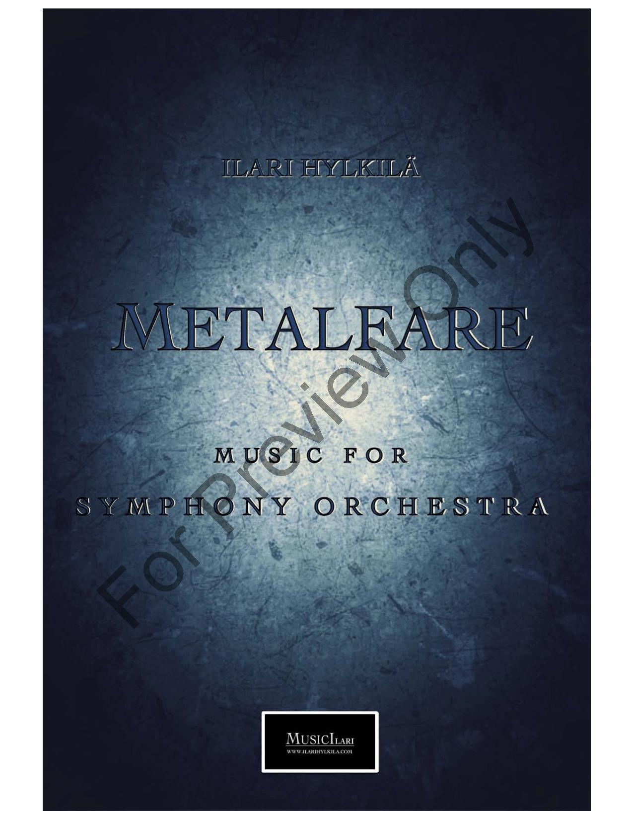 Metalfare Thumbnail