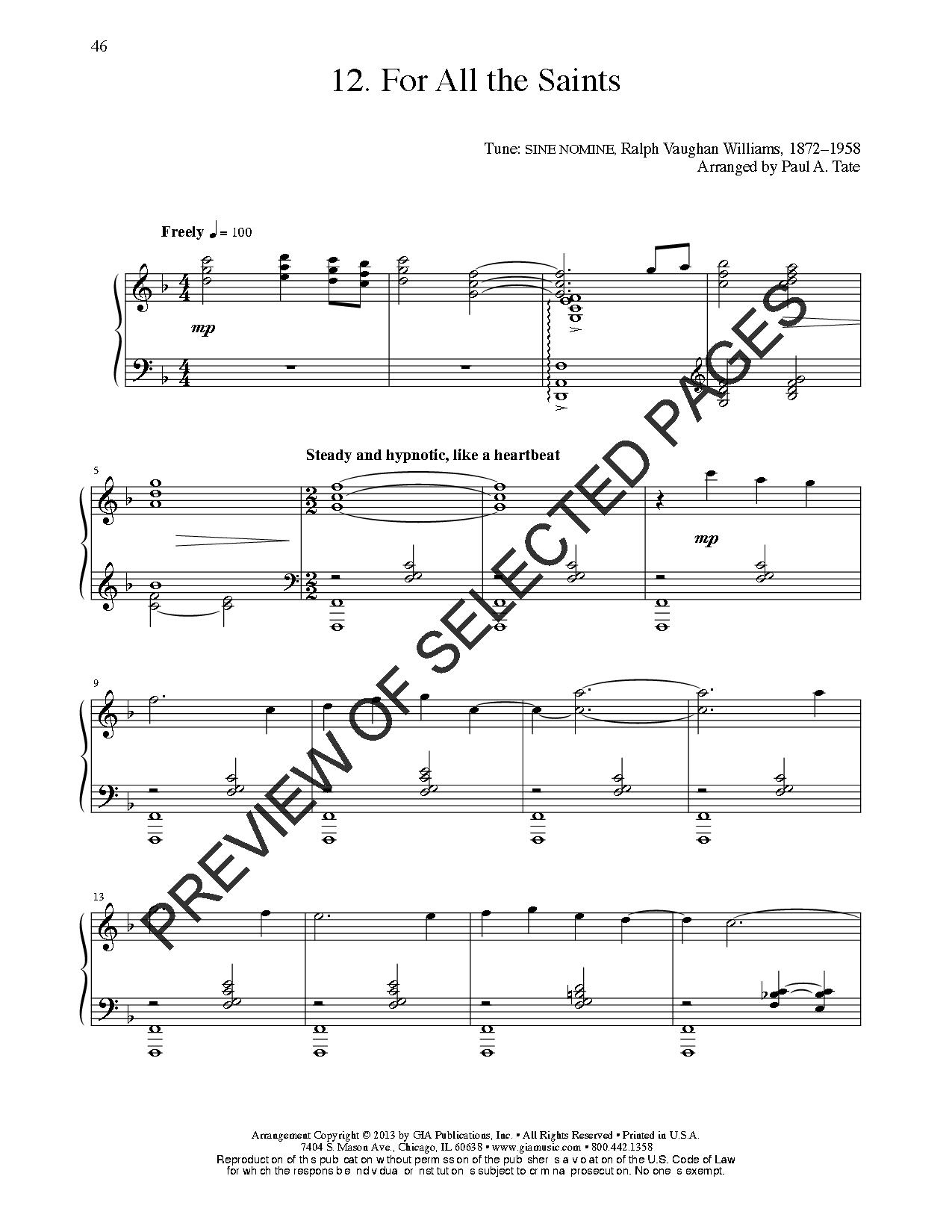 Seasons of Grace Vol  5 (Piano) by Paul Tate  J W  Pepper Sheet Music