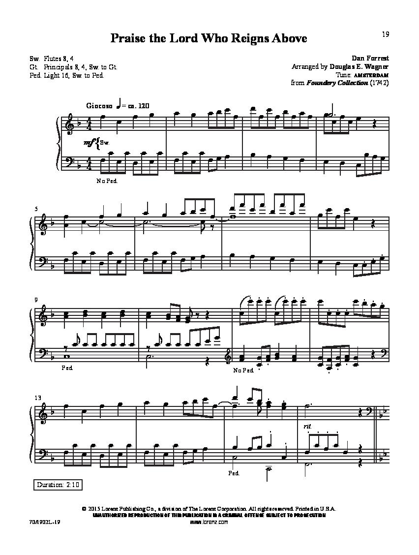 Music for Worship Thumbnail