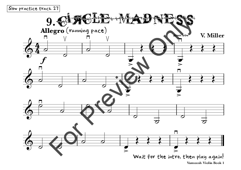 Vamoosh Violin Books (Violin Book & CD | J W  Pepper Sheet Music